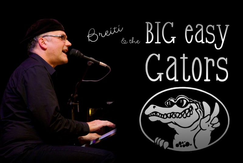 Breiti & the BIG easy Gators
