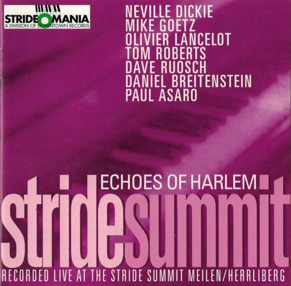 Stride Summit - Echoes Of Harlem