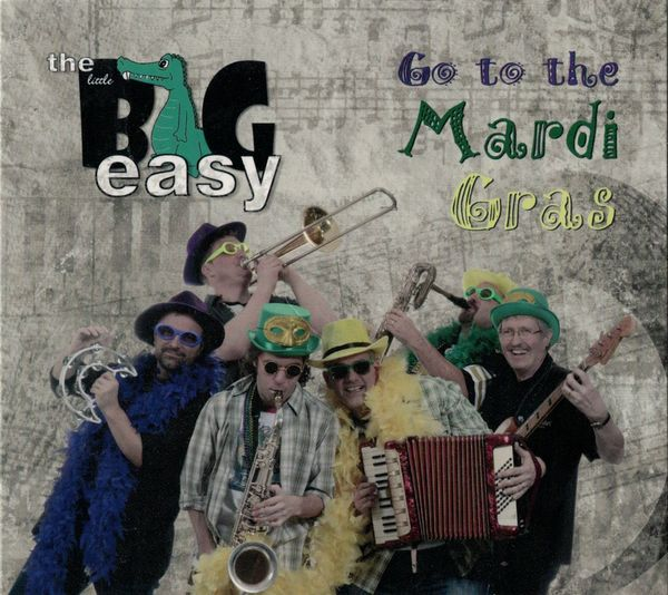 little BIG easy - Go to the Mardi Gras